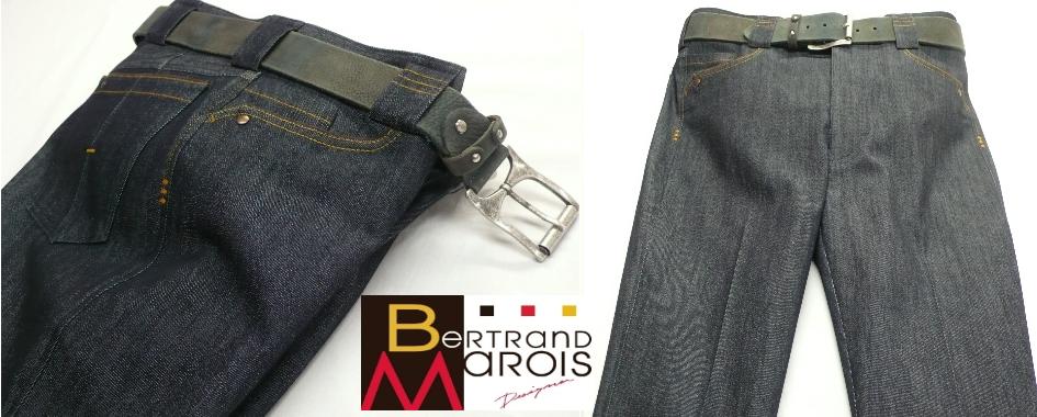 Les Jeans Bertrand Marois