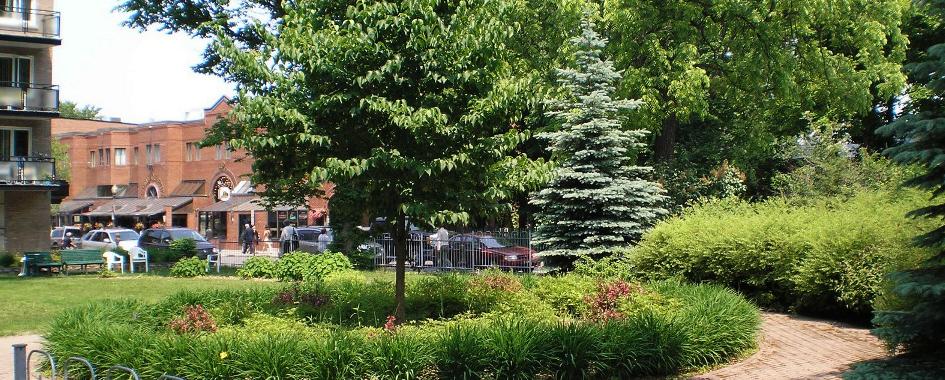 Quartier Montcalm, Québec, Canada
