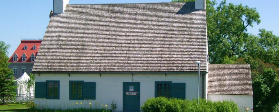 La maison Girardin est une maison de ferme située au 600, avenue Royale dans l'arrondissement de Beauport à Québec. Elle a été construite à une date inconnue entre 1784 et 1819, ce qui en fait l'une des plus vieille maison sur le chemin du Roy. Wikipédia