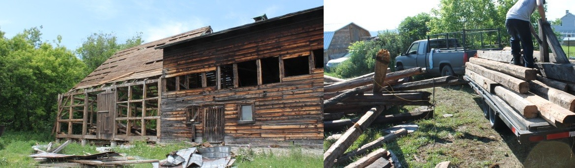 Spécialiste en démolition de grange