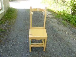 Chaise de l'Île d'Orléans