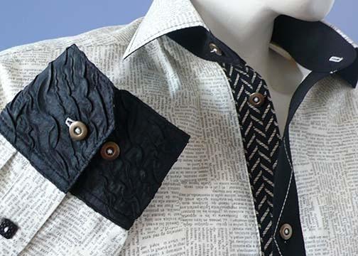 2-063 Chemise à manches longues