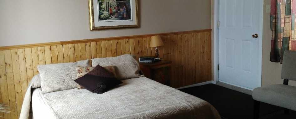 Motel Gilber chambre 2