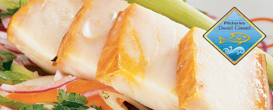 Notre saumon fumé excellent!