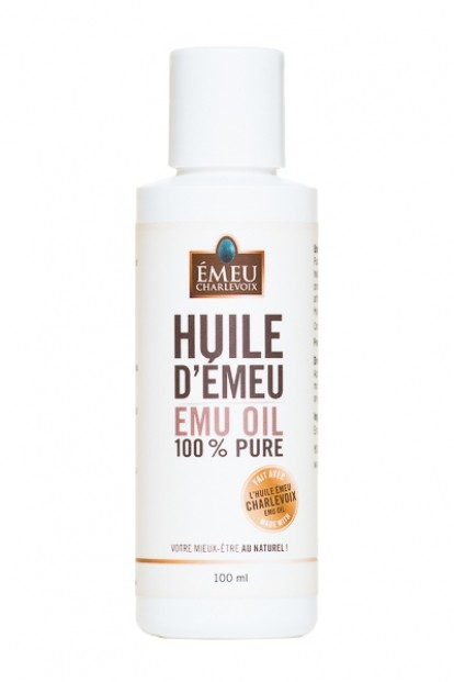HUILE D'ÉMEU 100% PURE