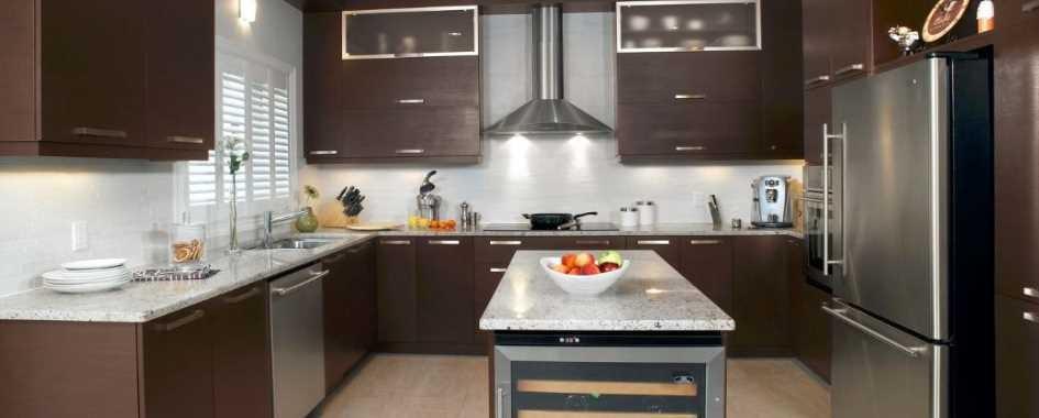Armoire de cuisine Dominique Deschêne