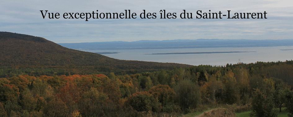 Halte routière Côte de Beaupré