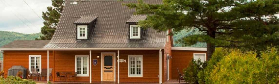Maison à louer Isle-aux-Coudres