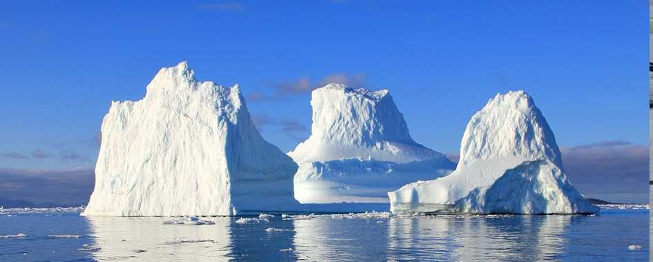 Voyages Coste Icebergs Spectaculaires