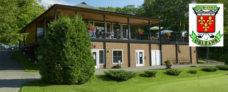 Club de golf Orléans Ste-Pétronille