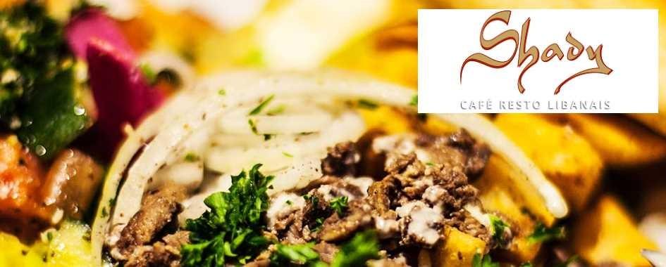 Shady Café Resto Libanais