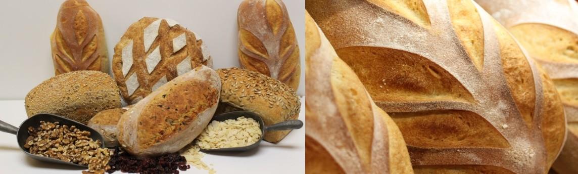 Des pains cuits sur sole tous le jours et plus