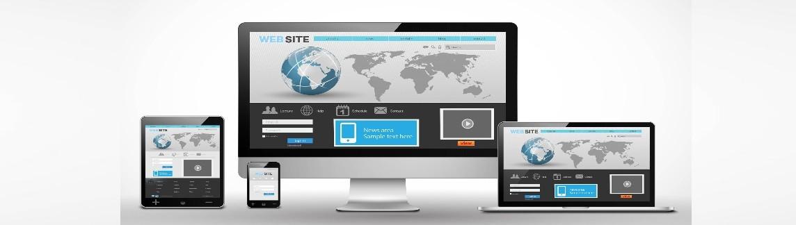 Site web adapté