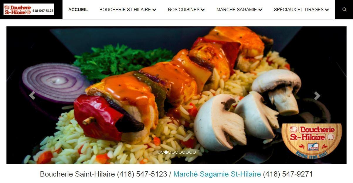 Boucherie St-Hilaire