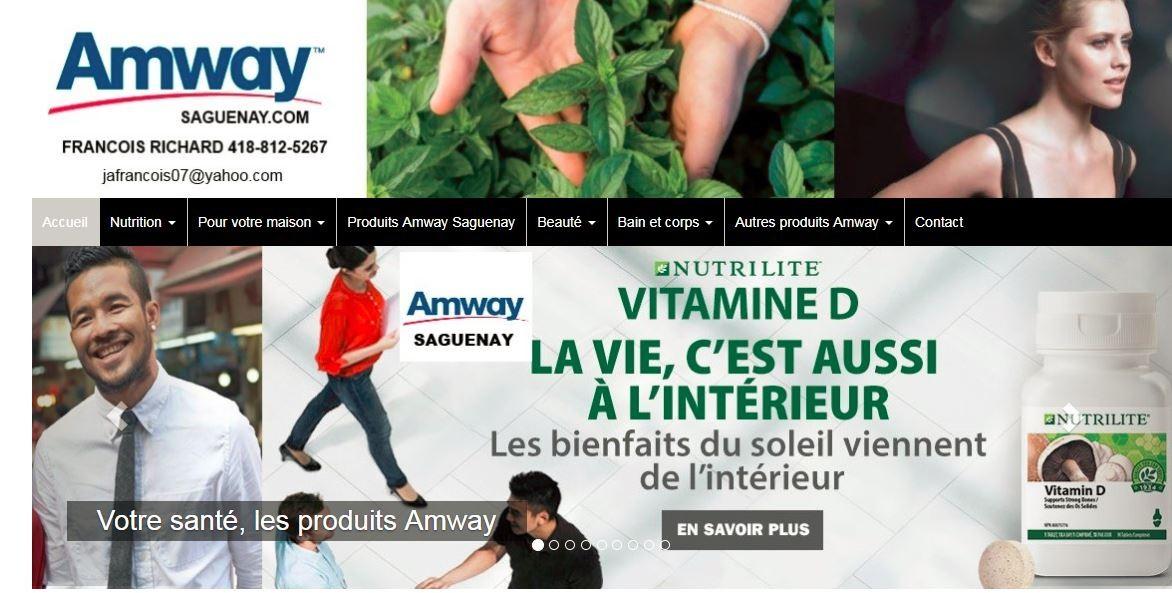 Amway Saguenay