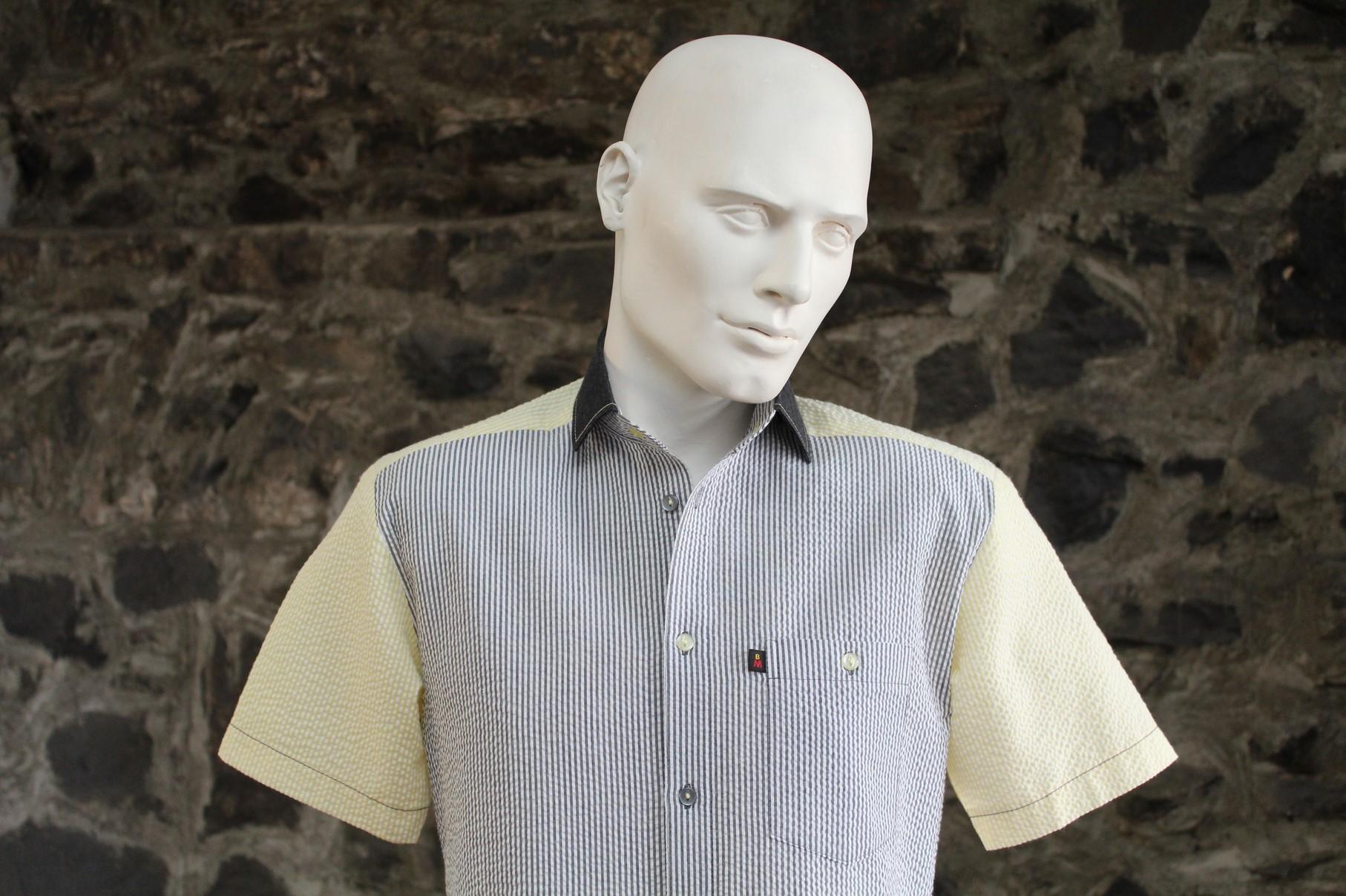1-119 chemise à manches courtes