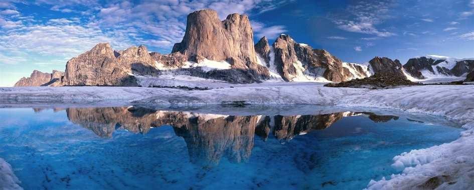 Nunavut Auyuittuq-National-Park