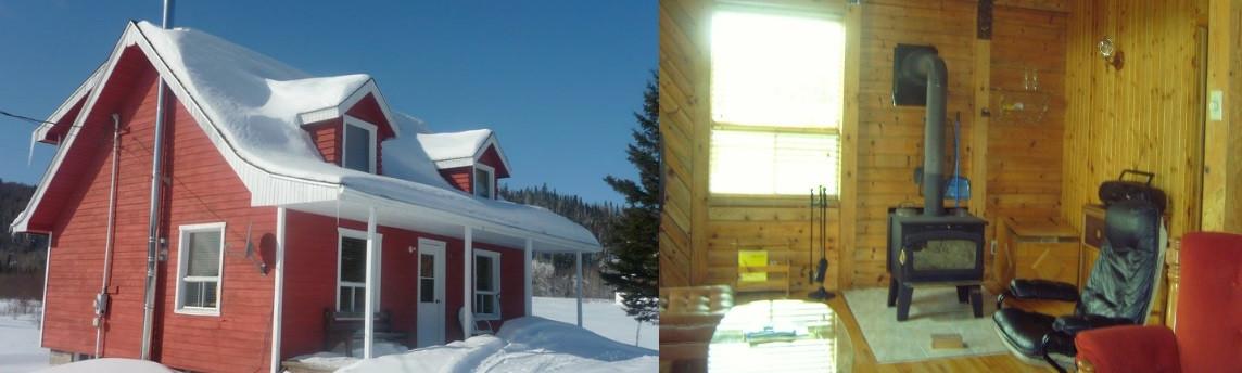 Location de maison Fjord du Saguenay