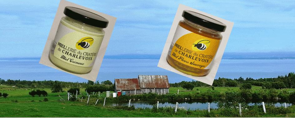La Miellerie du Cratère de Charlevoix